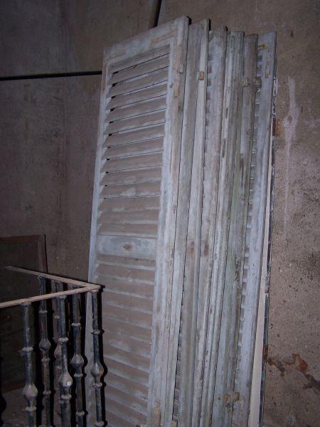 portes vénitiennes