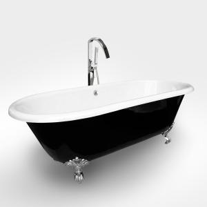 baignoire en fonte rosenheim