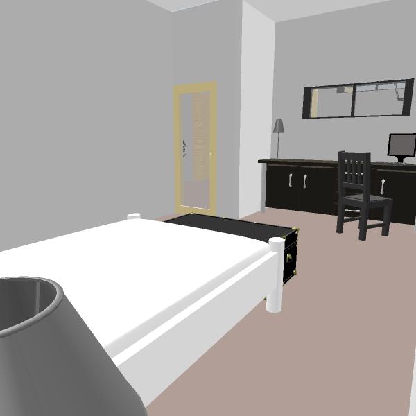 Home Design 3d 2 Etage: Vivre Dans Une Grange!! » Plans 3D