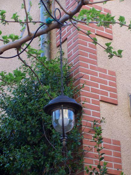 petite lanterne à suspendre