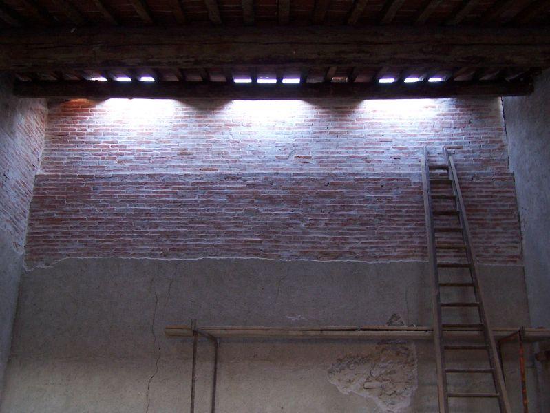 Mur de cayrou