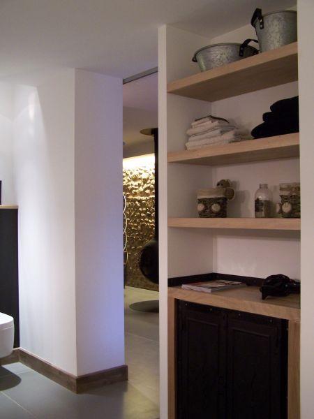 meuble rangement SDB